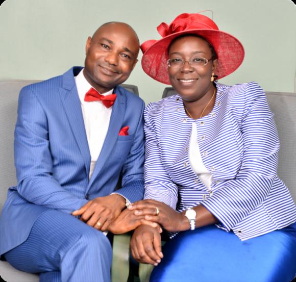 Pastor & Pastor Mrs Balogun Hour